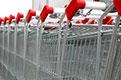 économie éclairage pour supermarché galerie marchande